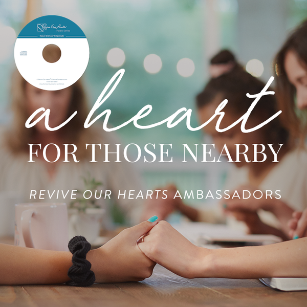 A Heart for Those Nearby (CD)