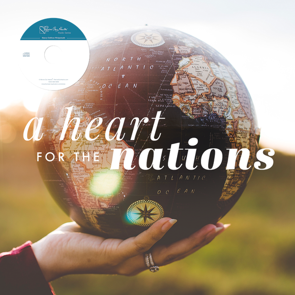 A Heart for the Nations (CD)