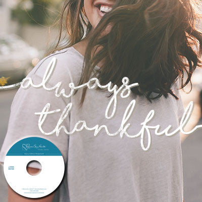 Always Thankful: Psalm 66 (CD)