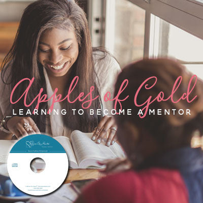 Apples of Gold: Learning to Become a Mentor (CDs)