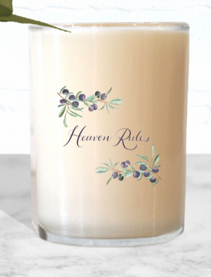 Heaven Rules Candle
