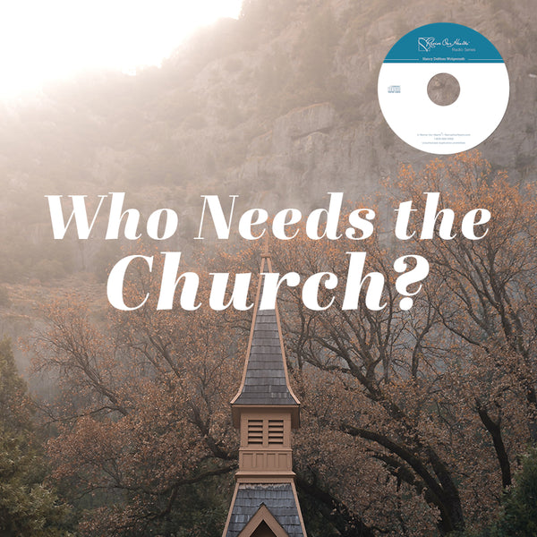 Who Needs the Church? (CDs)