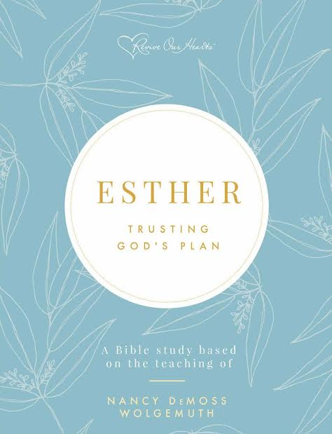 Esther: Trusting God's Plan Bible Study
