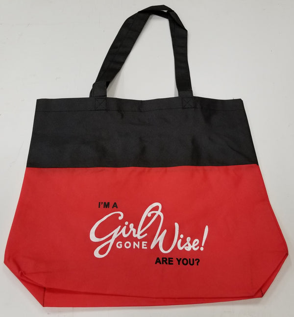 Girls Gone Wise Tote Bag