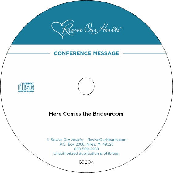 Here Comes the Bridegroom (CD)