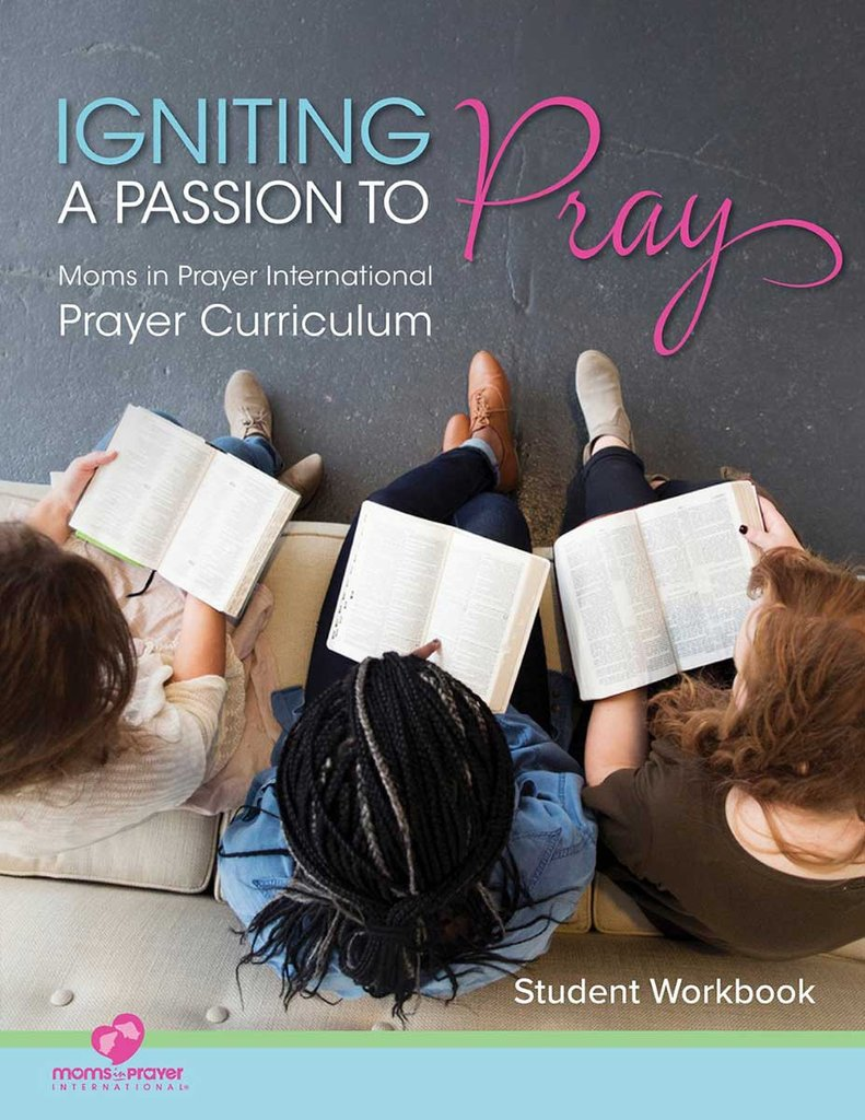 Workbooks prayer workbook : Igniting a Passion to Pray Student Workbook - Revive Our Hearts
