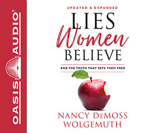 Lies Women Believe (Audio Book CD)