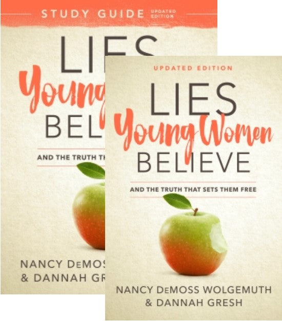 Lies Young Women Believe Book and Study Guide Set