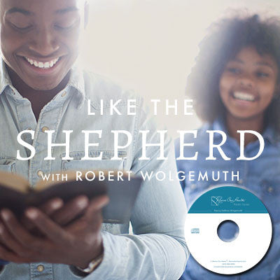 Like the Shepherd with Robert Wolgemuth (CDs)