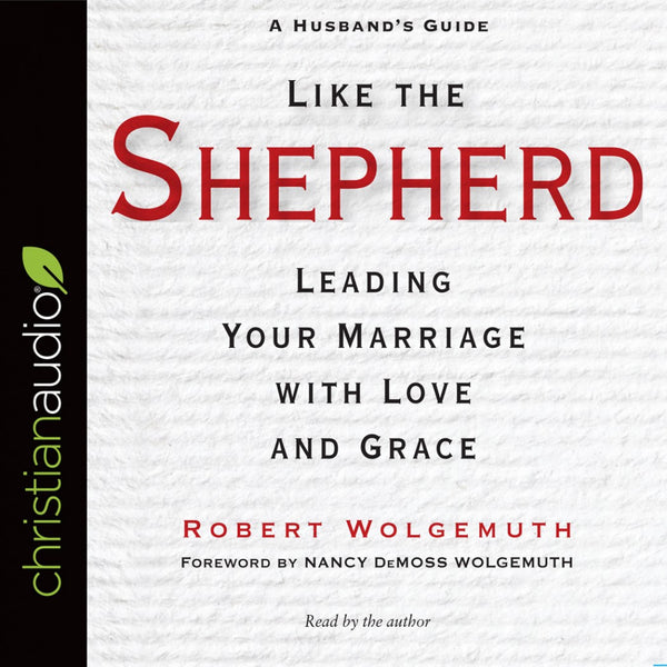 Like the Shepherd Audio Book CD