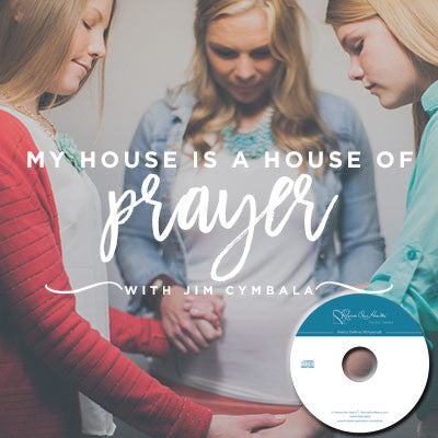 My House, a House of Prayer by Jim Cymbala (CD)
