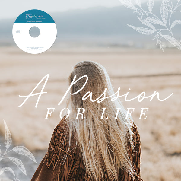 A Passion for Life with Jeanne Pernia (CD)