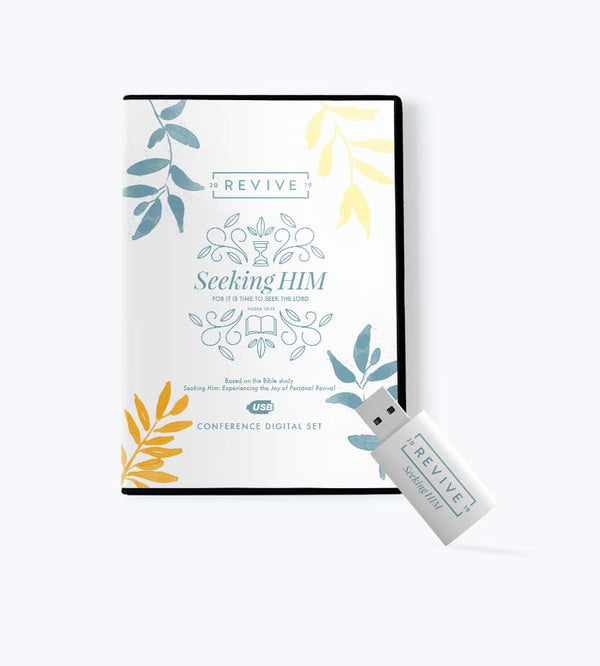 Revive '19 Conference USB Set