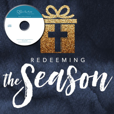 Redeeming the Season with Kim Wier & Pam McCune (CD)