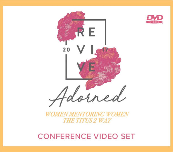 Revive '17 Adorned Conference DVD Set