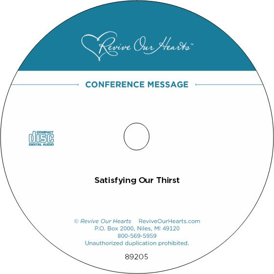 Satisfying Our Thirst (CD)