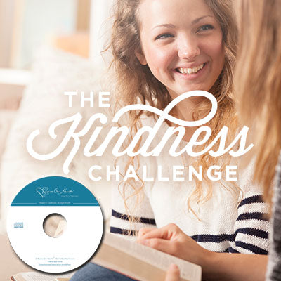The Kindness Challenge with Shaunti Feldhahn (CDs)