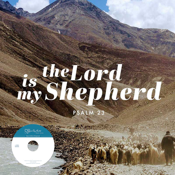 The Lord is My Shepherd: Psalm 23 (CDs)