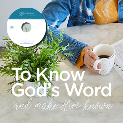 To Know God and Make Him Known: The National Bible Bee (CD)