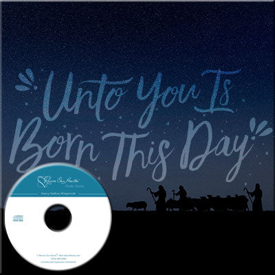 Unto You Is Born This Day (CD)