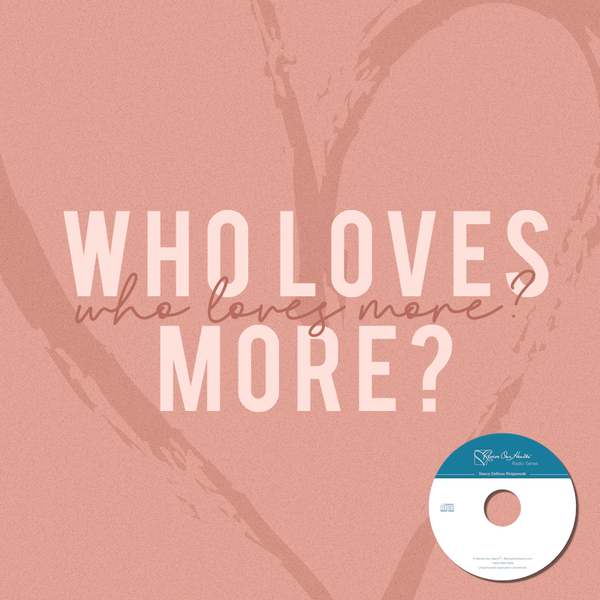 Who Loves More? (CDs)