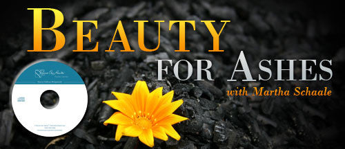 Beauty for Ashes with Martha Schaale (CD)