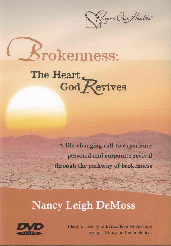 Brokenness: The Heart God Revives (DVD)