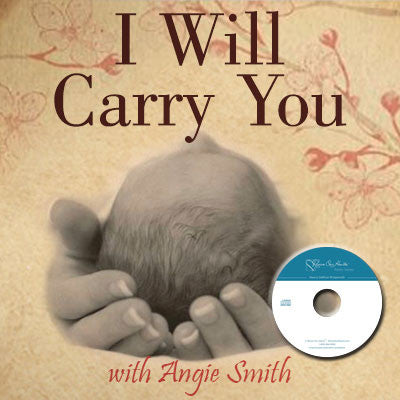 I Will Carry You with Angie Smith (CD)