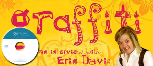 Graffiti by Erin Davis (CDs)