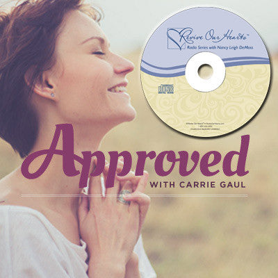Approved with Carrie Gaul (CDs)