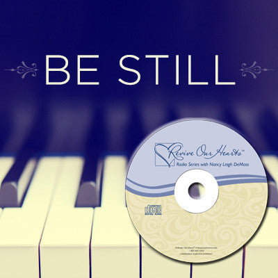 Be Still (CDs)