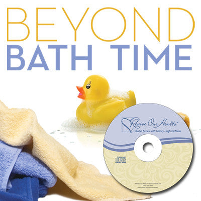 Beyond Bath Time with Erin Davis (CDs)