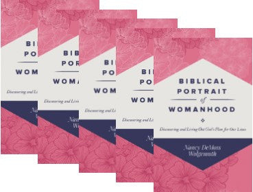 Biblical Portrait of Womanhood Pk 10 (Booklet)