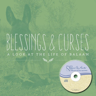 Blessings and Curses: A Look at the Life of Balaam (CDs)