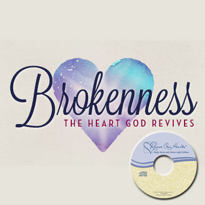 Brokenness: The Heart God Revives (CDs)