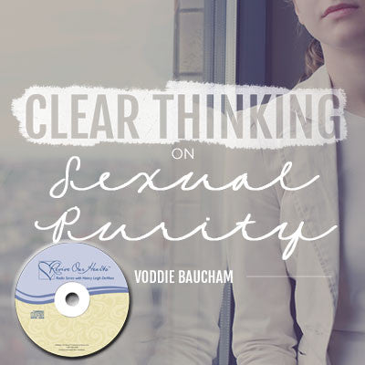 Clear Thinking on Sexual Purity by Voddie Baucham) (CD)