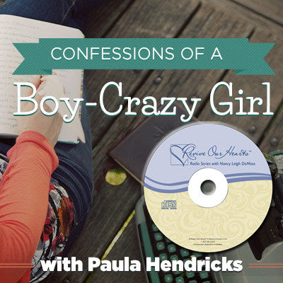 Confessions of a Boy-Crazy Girl with Paula Hendricks (CD)