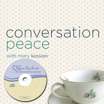 Conversation Peace with Mary Kassian (CD)s