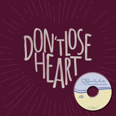 Don't Lose Heart (CD)
