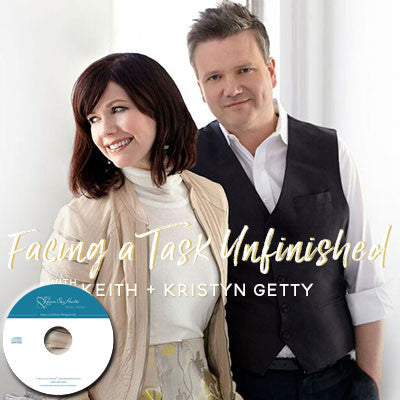 Facing a Task Unfinished Radio interview, with Keith & Kristyn Getty CD
