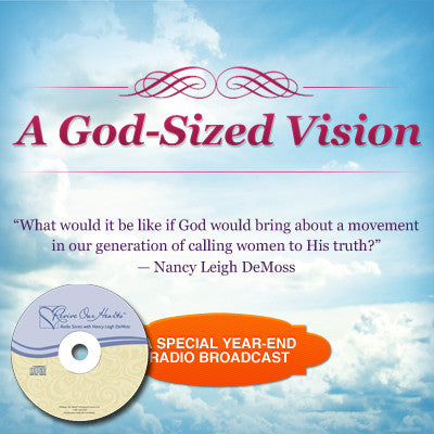 A God-Sized Vision (CD)