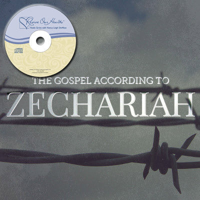 The Gospel According to Zechariah (CD)