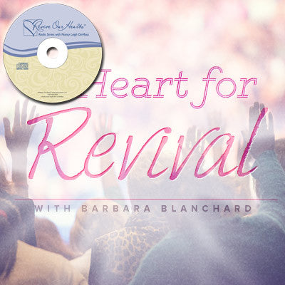 A Heart for Revival with Barbara Blanchard (CD)