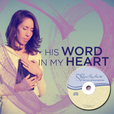 His Word in My Heart with Janet Pope (CD)