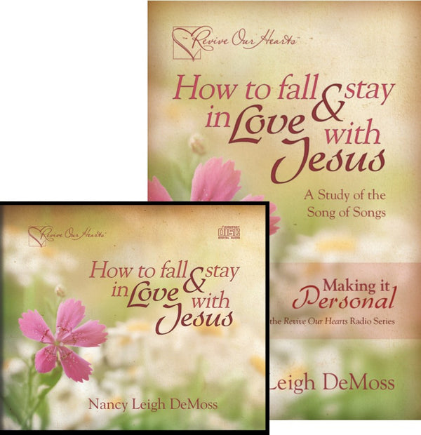 How to Fall and Stay in Love with Jesus Set - Radio CDs & Booklet