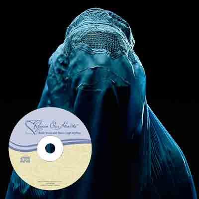 Land of the Blue Burqas with Kate McCord (CDs)