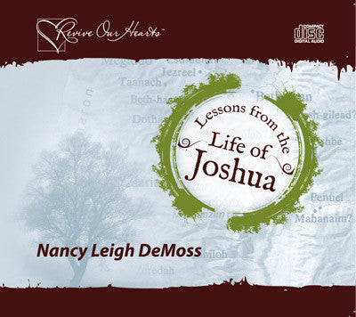 Lessons from the Life of Joshua Set (24 CDs)