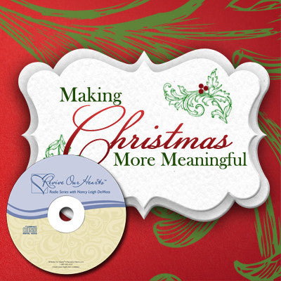 Making Christmas More Meaningful (CD)