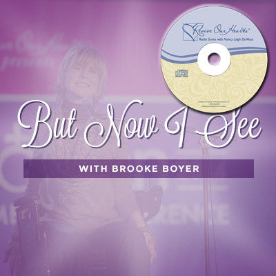But Now I See with Brooke Boyer (CD)