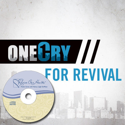 OneCry for Revival (CD)